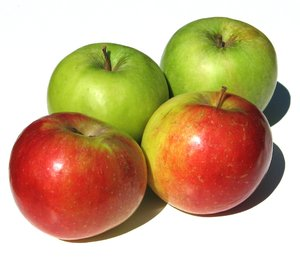 apples live healthy live well