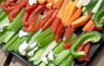 Veggie Snack Ideas