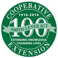 100 yr logo