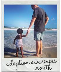 Adoption awareness month 2014