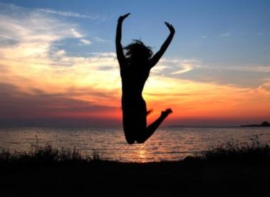 jump of joy