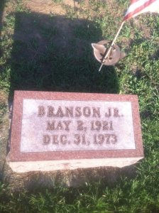 Branson Treber Jr.