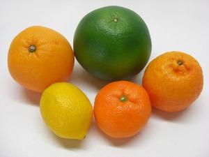 oranges lemons limes