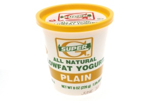 yogurt container