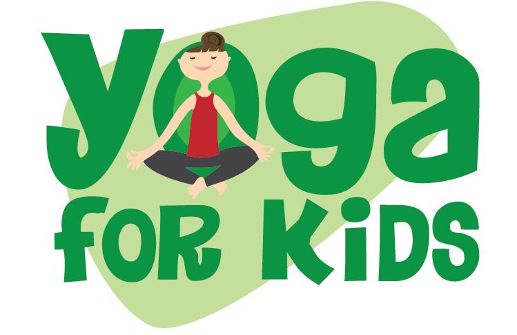 yoga for kids logo
