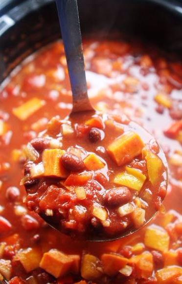 Photo of vegetable chili