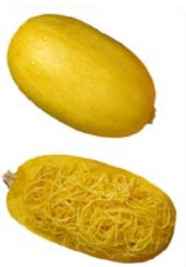 Photo of spaghetti squash