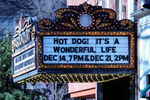 Movie Marquee - It's a Wonderful Life