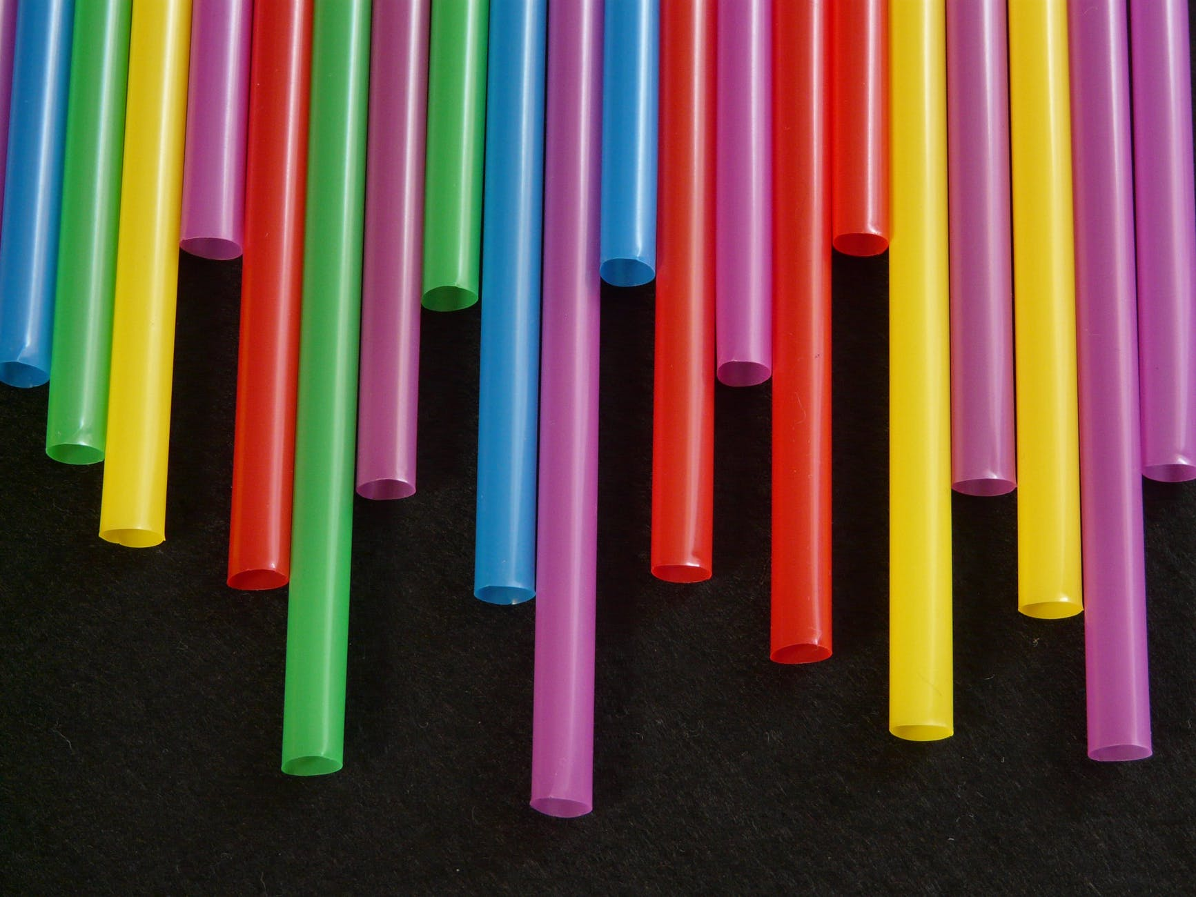 drink colorful color tube