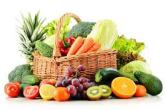 Picture of vegetables and fruit